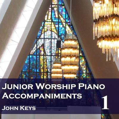 Junior Worship Piano Accompaniments: 127 MP3 downloads