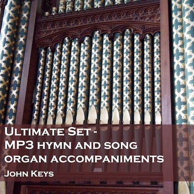 Ultimate CD Set: a complete major hymn book recorded